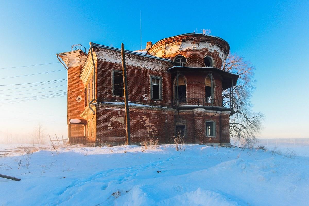 Охотничий домик Баташёвых Нижегородская область