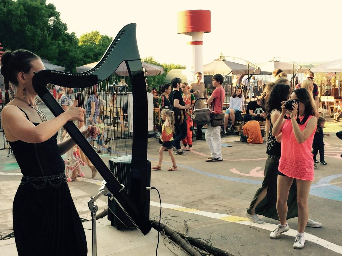 Интерактивный фестиваль искусств и ремёсел «Нижегородский Чернозём 2019»