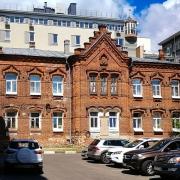 Арестный дом в Нижнем Новгороде (ул. Большая Печерская, 28в)
