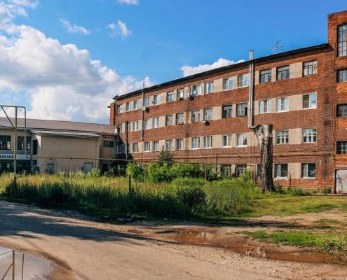 Дом-коммуна в Балахне (ул. Бумажников, 41)