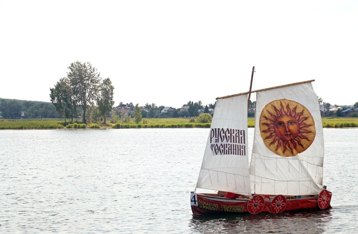 Юбилейный V фестиваль «Русская Тоскания-2019»