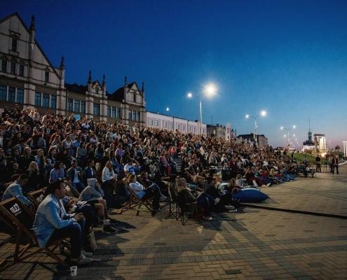 Фестиваль уличного кино 2019 в Нижнем Новгороде