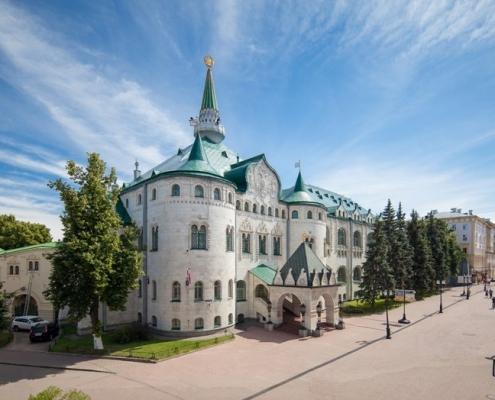 Фотовыставка «Дом, который построил банк» в Русском музее фотографии
