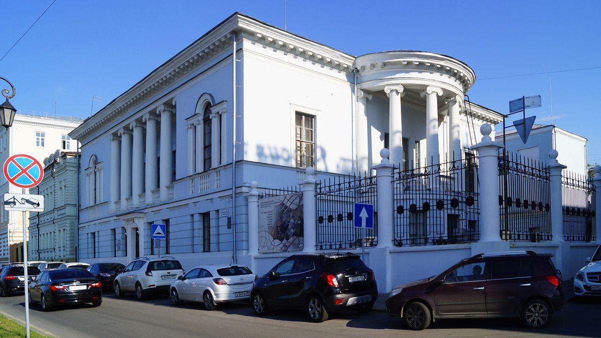 Дом Д. В. Сироткина (Верхне-Волжская набережная, 3)