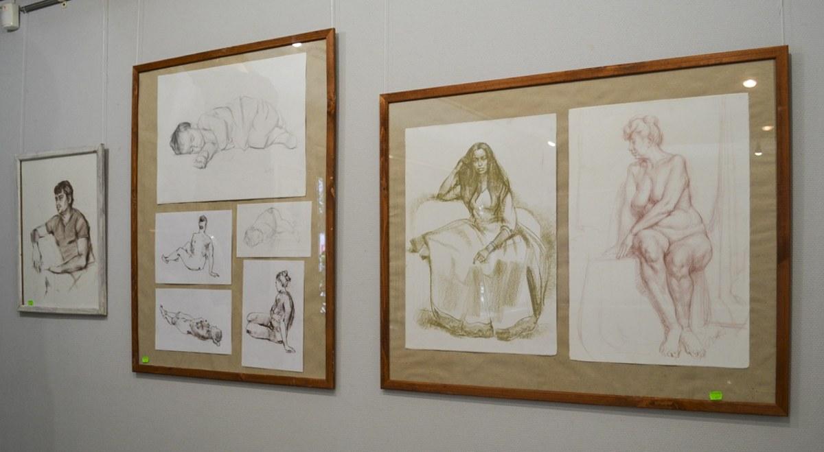 Выставка «Вертикаль. Персональные проекты» в МВЦ «Микула»