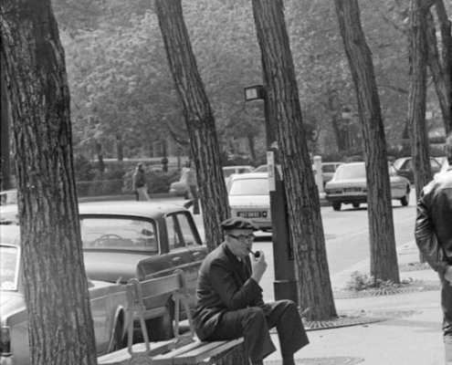 Фотовыставка Юозаса Будрайтиса «Мой Париж» в Русском музее фотографии