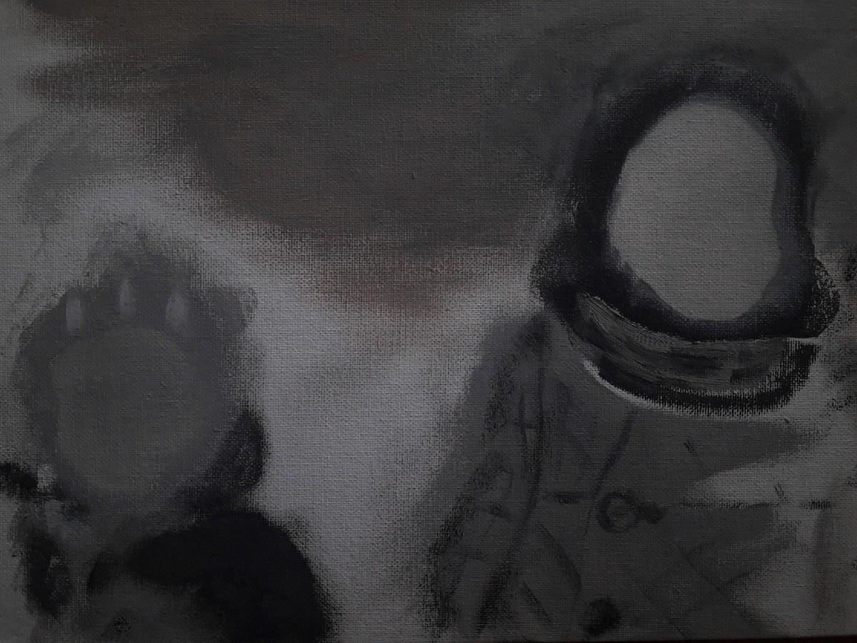 Выставка художника Алексея Старкова «Форма присутствия»