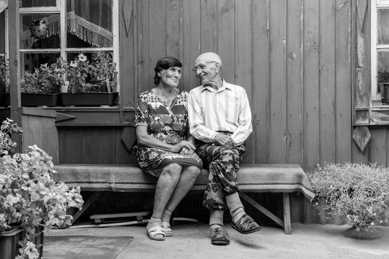 Фотовыставка «Бабушка рядышком с дедушкой…», посвящённая Международному дню пожилых людей