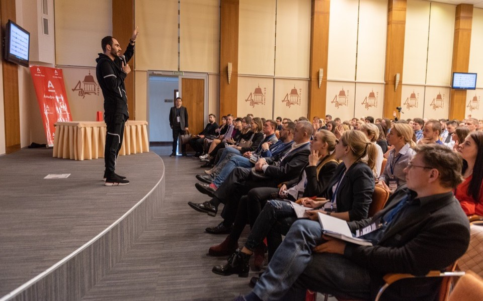 Нижегородский Маркетинг Форум: продвигай проекты грамотно