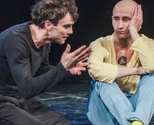 Спектакль «Реквием. Сальери, Моцарт» санкт-петербургского театра ТОК