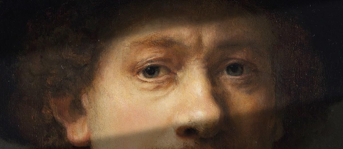 Выставка «Рембрандт наблюдает»