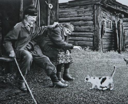 Э. Тевосов «Любовь», Пенза