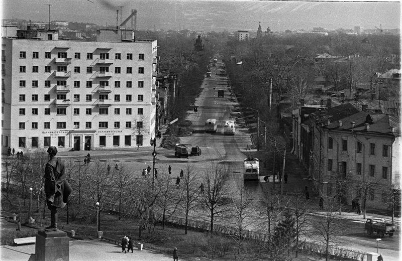 Виктор Бородин, 1970 гг.
