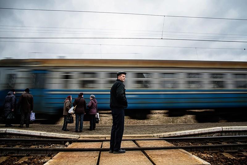 Выставка работ турецкого фотографа Серканта Хекимджи «Железнодорожные истории»