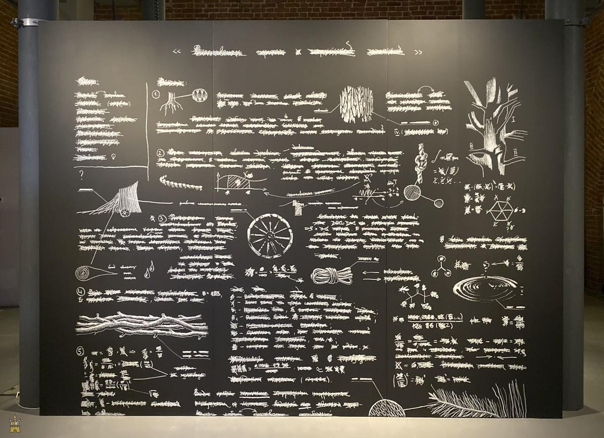 Современное искусство. Выставка «Ноша», Нижний Новгород, Арсенал, 2019 год