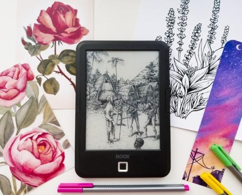 Как выбрать свою первую электронную книгу и не ошибиться