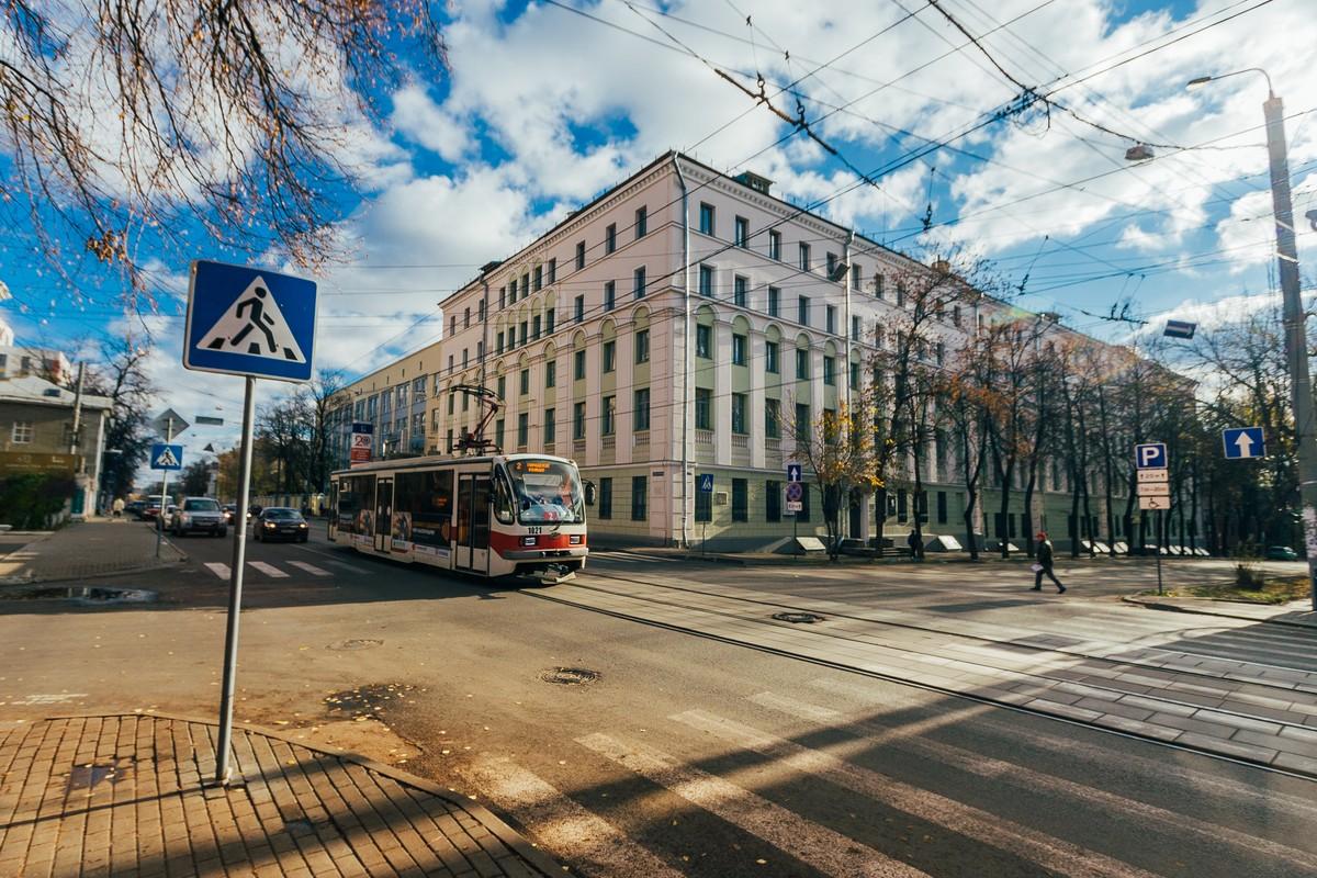Здание удельной конторы в Нижнем Новгороде