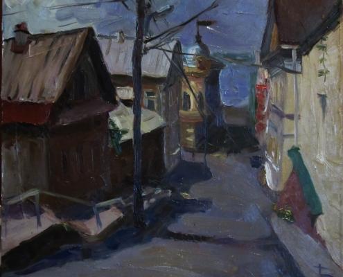 Выставка художника Вероники Шашолиной «Радость жизни»