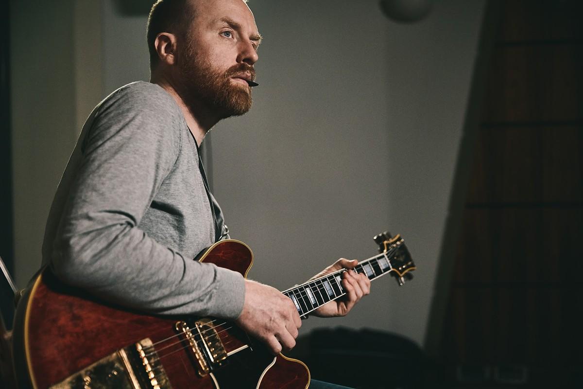 Концерт английского гитариста, композитора, аранжировщика и саунд-продюсера Лео Абрахамса (Leo Abrahams)