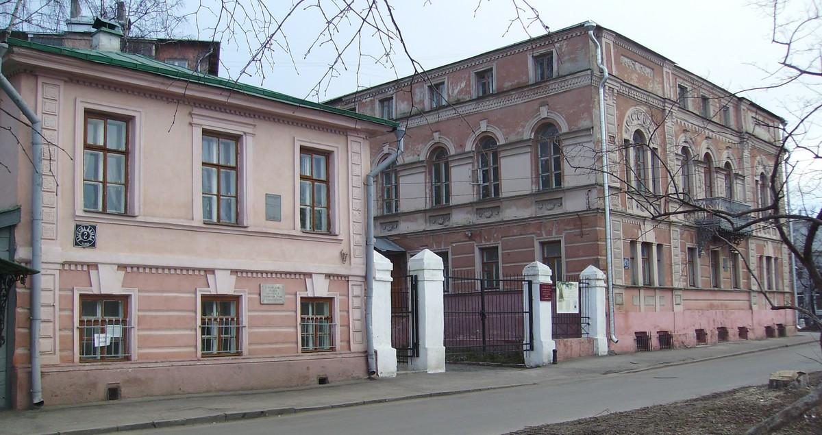 План реставрации ОКН — зданий усадьбы Добролюбовых подготовят к 2020 году