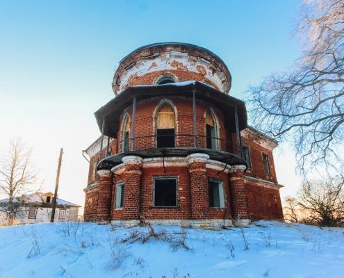 Владельцев исторических усадеб могут освободить от налога на землю и имущество
