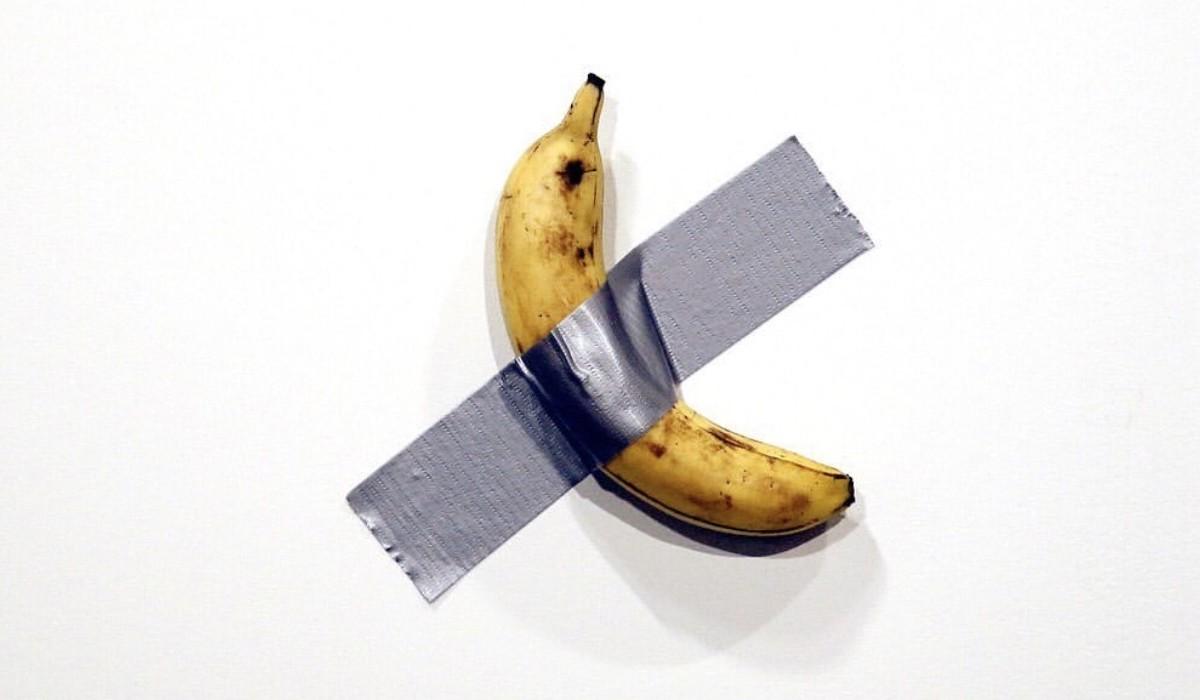 Банан за 120 000$