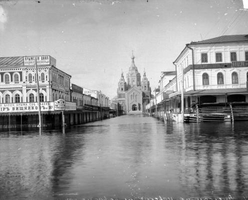 Лица большой воды: Нижний Новгород в фотографиях и открытках XIX-XX веков