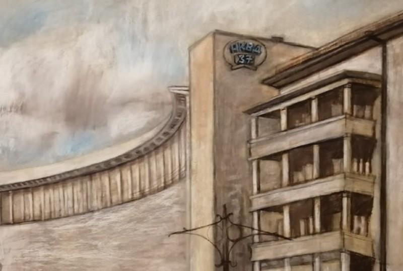 Выставка «Свой район. Визуальное исследование Соцгорода». Соня Любимова