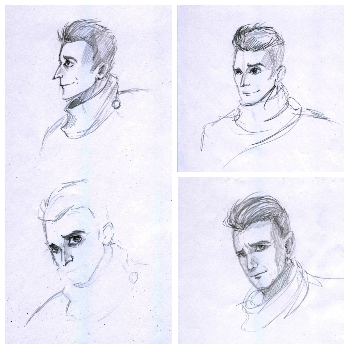 Этапы создания персонажа