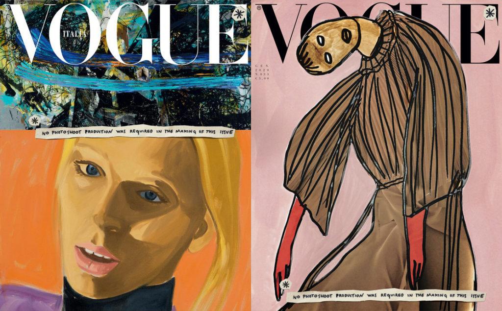 Vogue спасает планету, уменьшая углеродный след от выпуска журнала