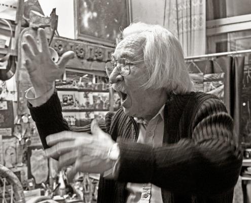 Юрий Борисович Беспалов. Нижний Новгород, 2010