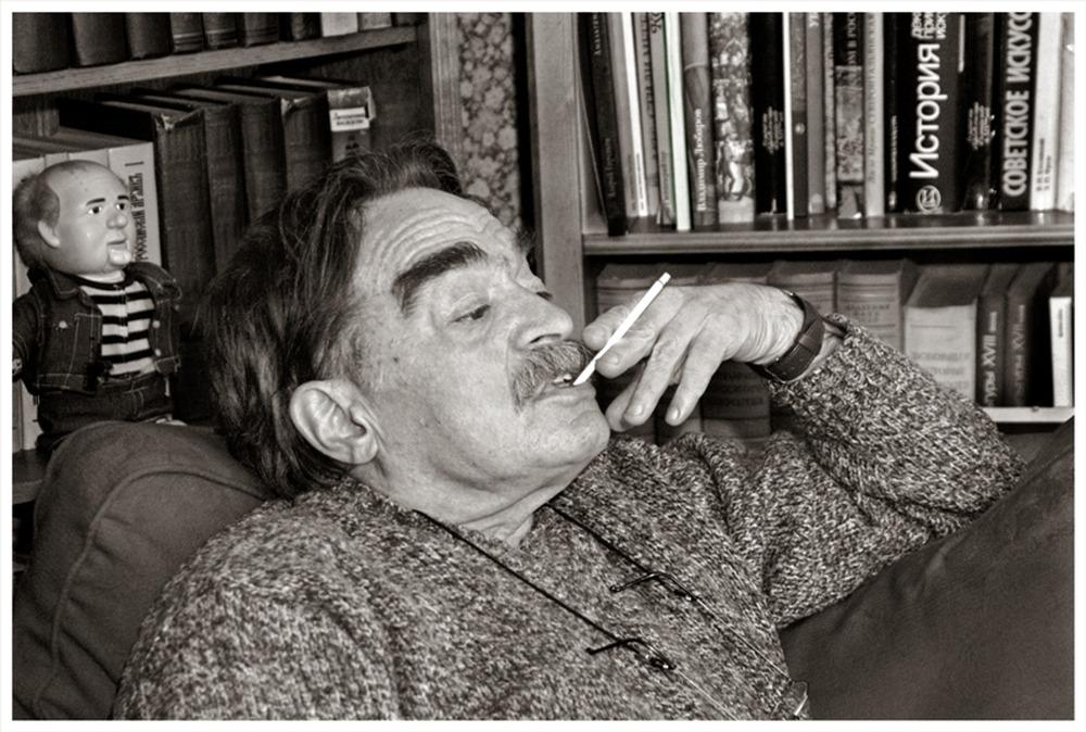 Александр Адабашьян. Москва, 2007. Фото А. Забрин