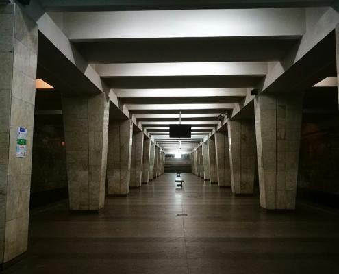 С 4 марта в нижегородском метро будет ходить «умный» вагон