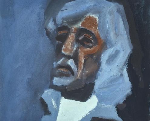 Выставка Виктора Дынникова открывается 21 февраля в галерее «Ардженто»