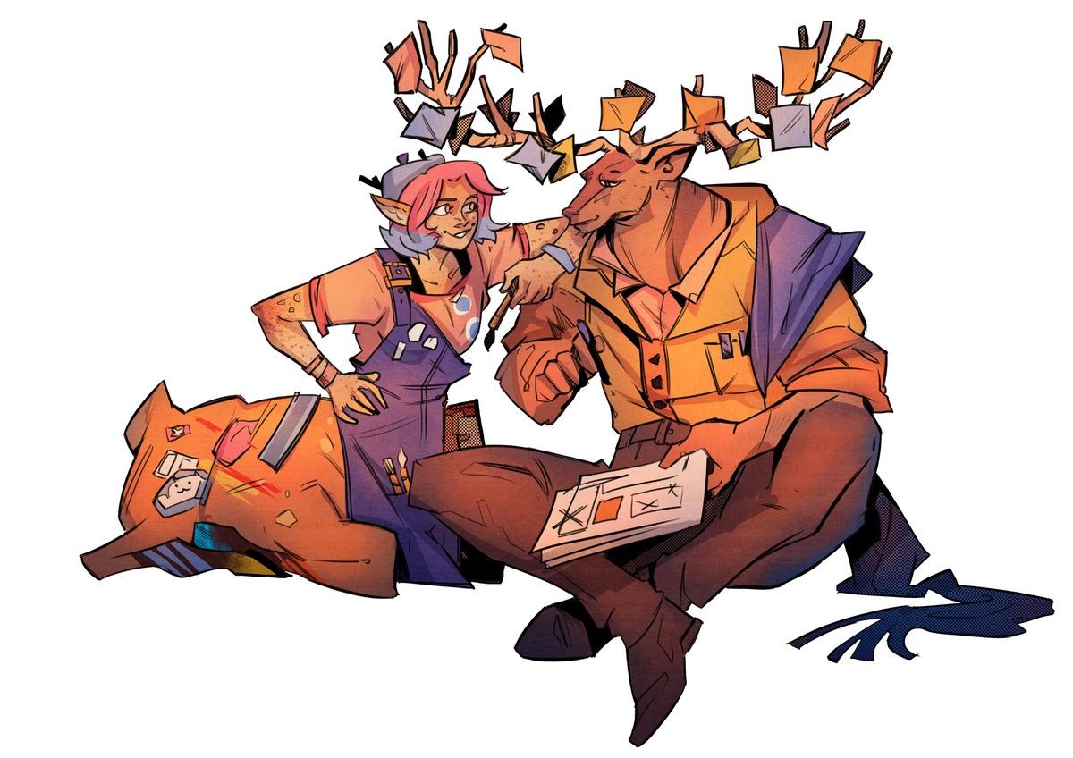Фестиваль комиксов «ГорькийКон 2020»