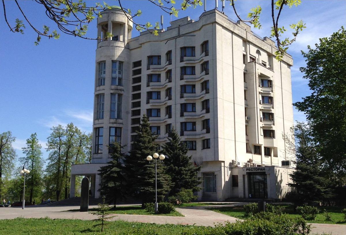 Гостиница «Октябрьская»