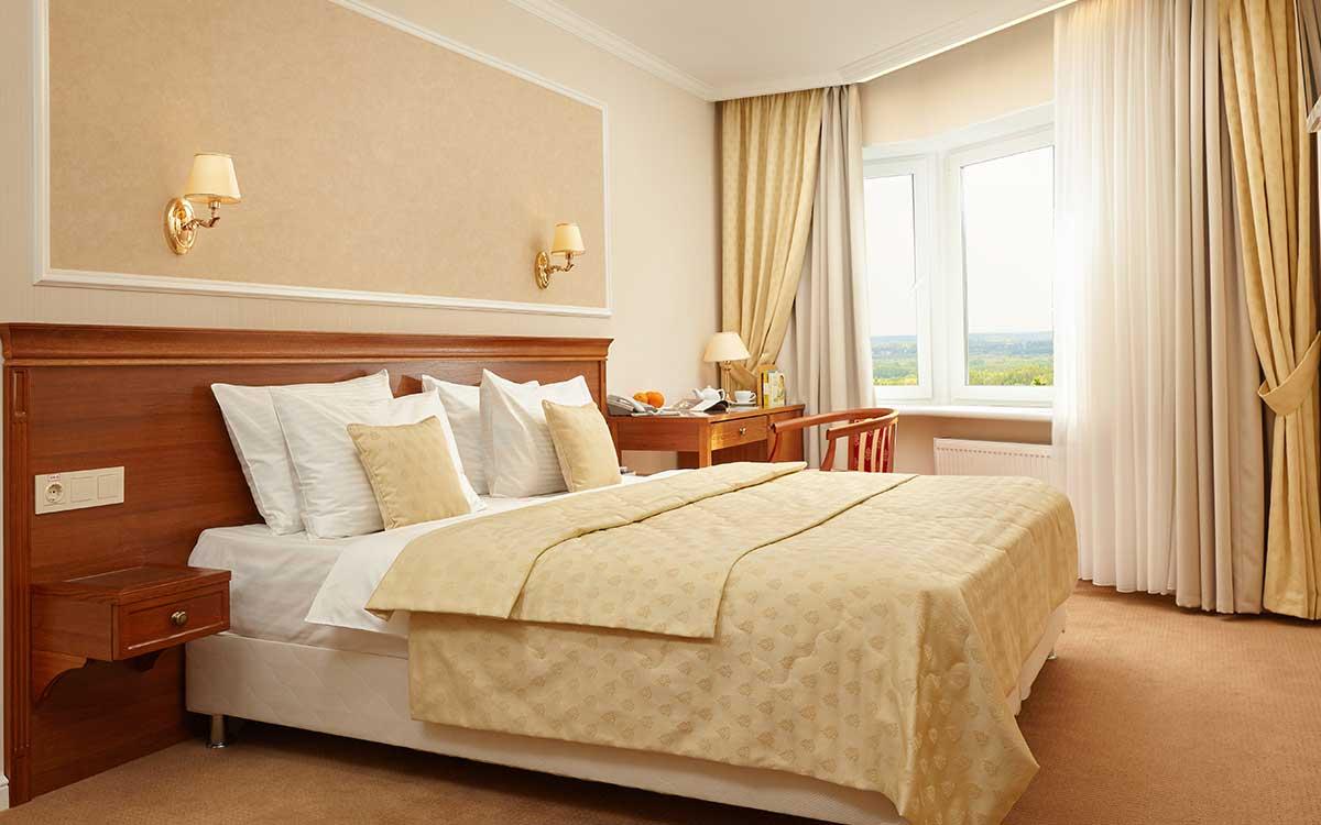 Одноместный бизнес-номер гостиницы «Октябрьская»