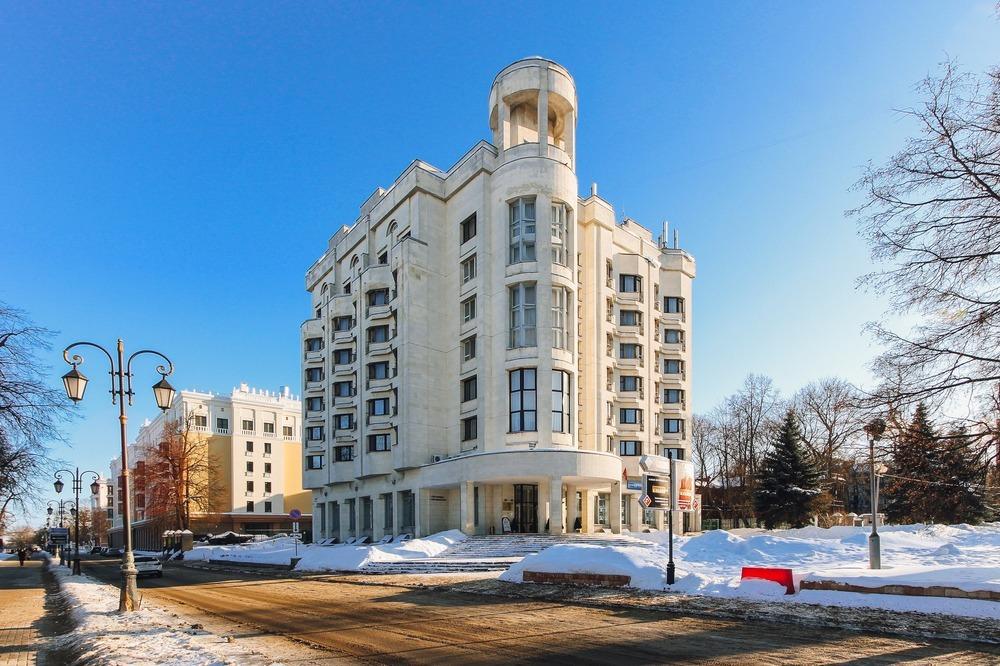 Гостиница «Октябрьская» в Нижнем Новгороде