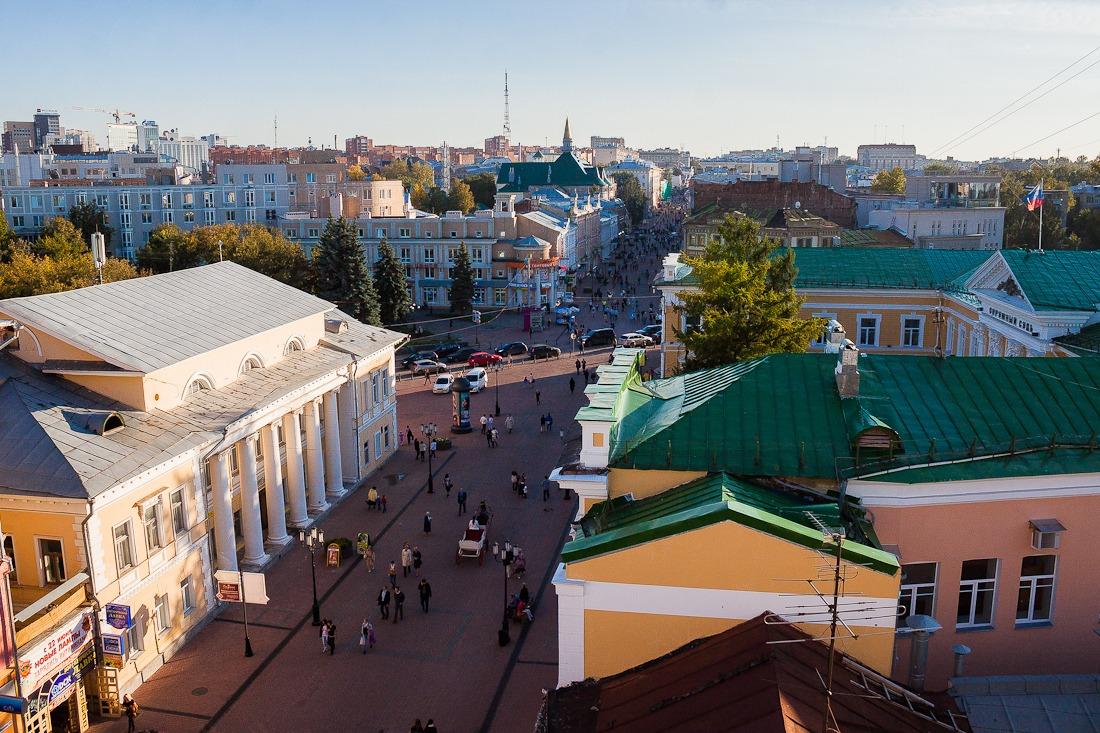 Более 750 млн рублей потратят на ремонт Окской набережной, Нижегородской ярмарки и Большой Покровской