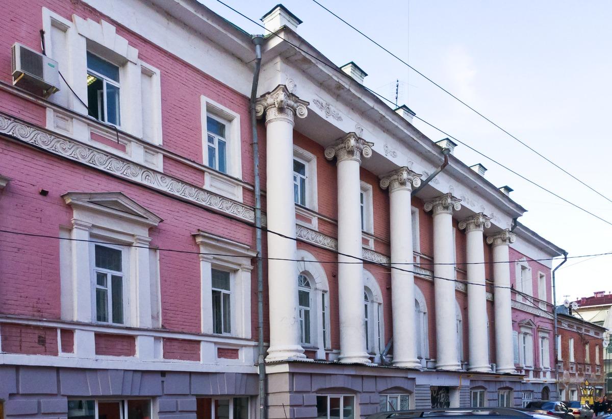 Чайная «Столбы» в Нижнем Новгороде на Кожевенной