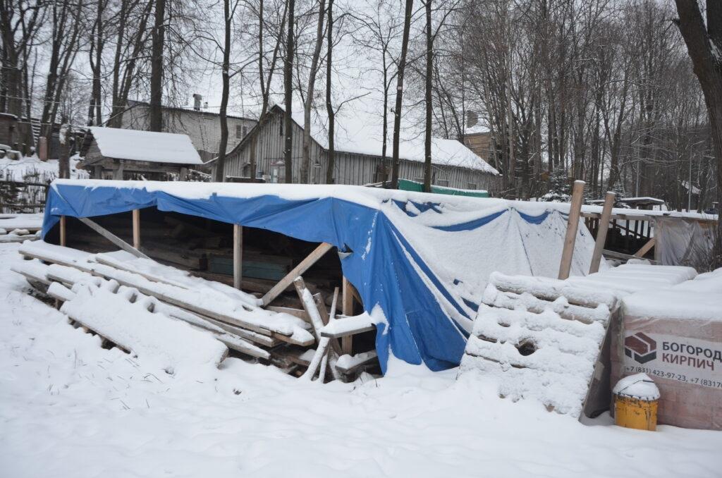 Руины Дома Павловой