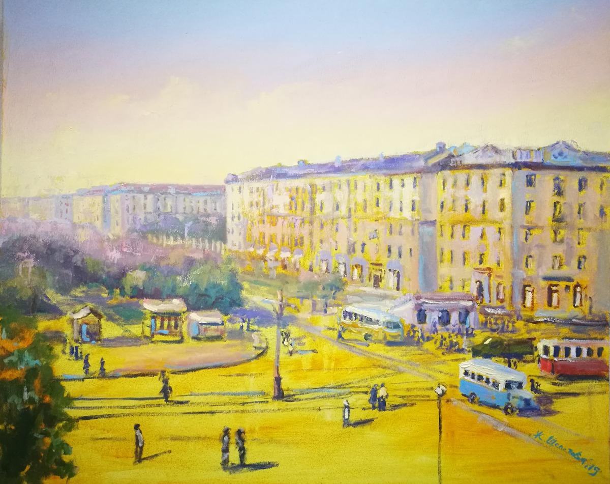Проект «Соцгород. Пробелы» приглашает художников к участию