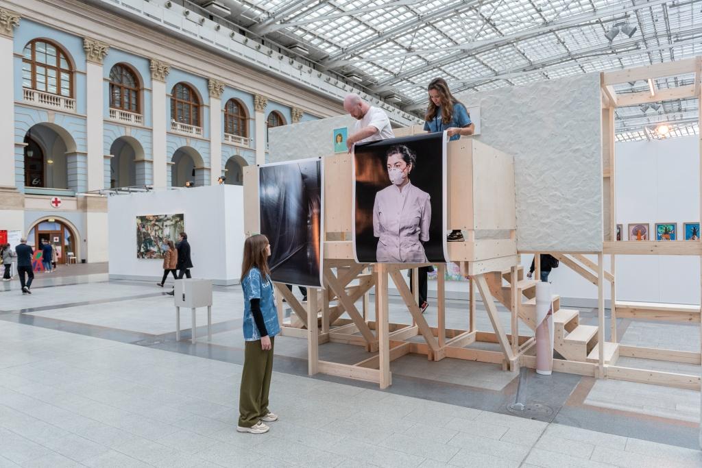 Арт-резиденцию «Выкса» признали лучшей в конкурсе фонда поддержки современного искусства Cosmoscow