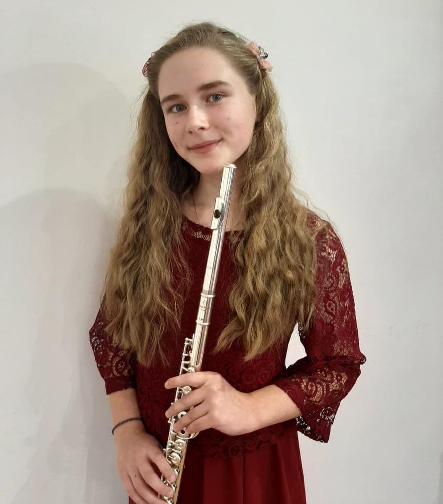 Флейтистка из Дзержинска представит Нижегородскую область на международном конкурсе