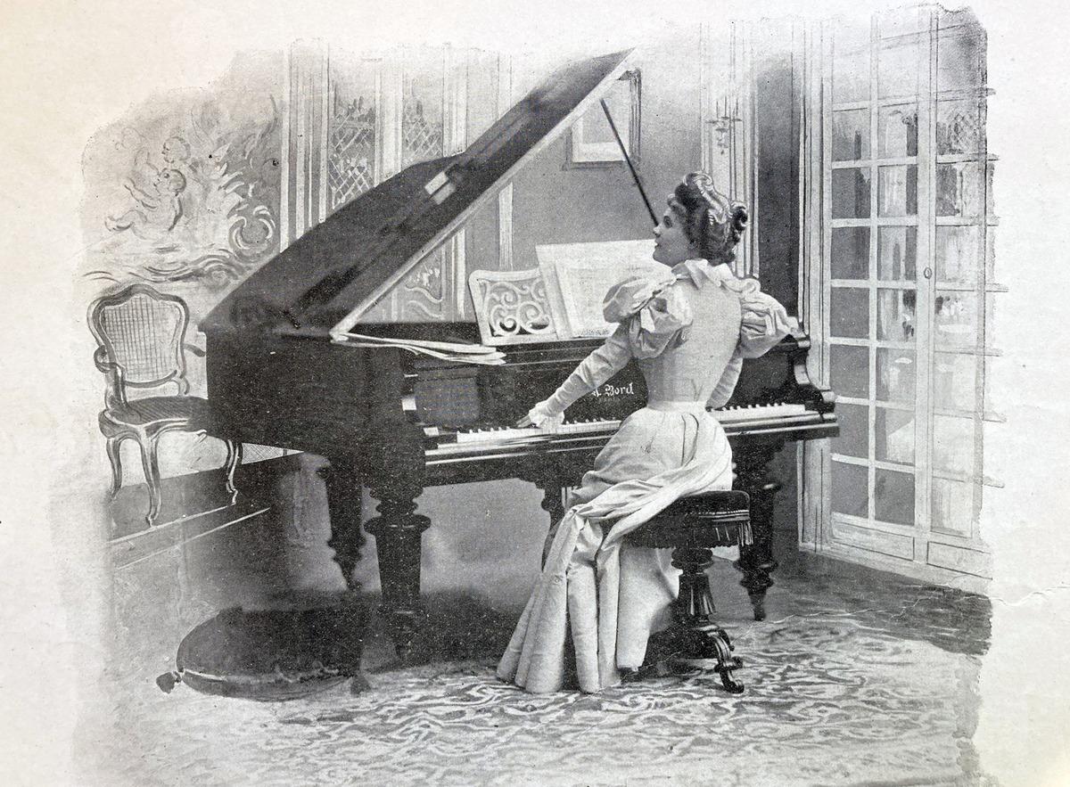 Жизнь парижанки. XIX век