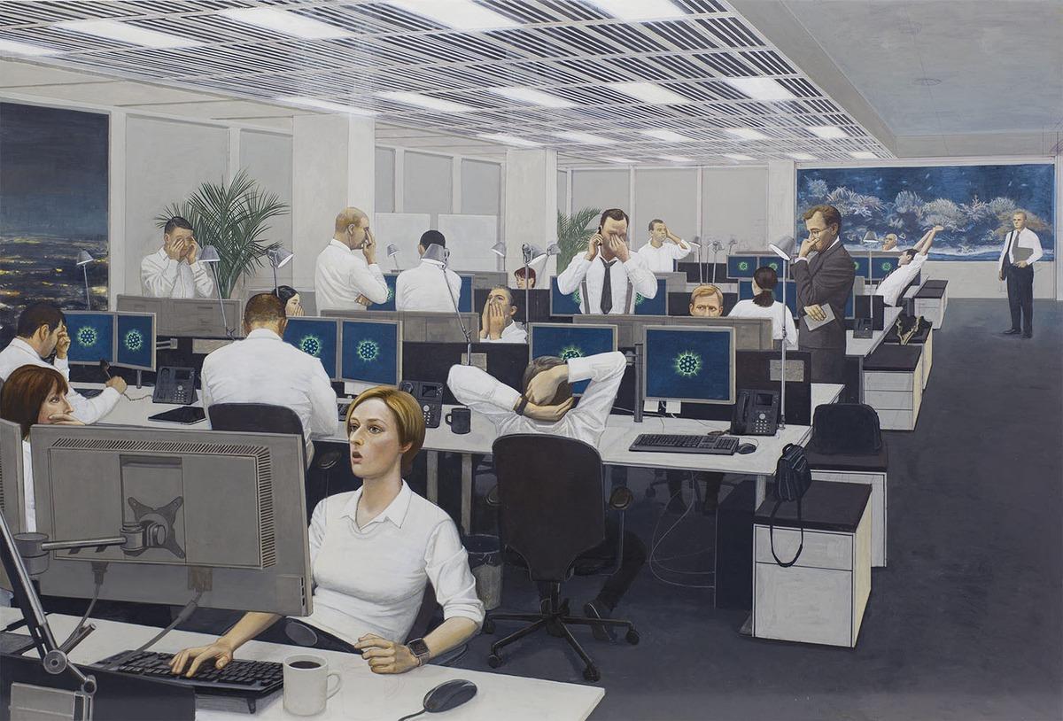 Выставка-исследование о труде и отдыхе «Перерыв 15 минут»
