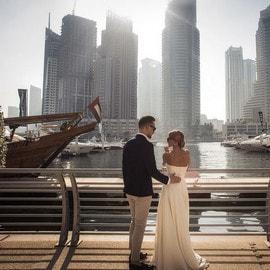 Дубай: самые красивые локации для фотосессии