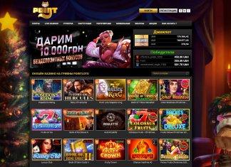 Онлайн-казино PointLoto - бездепозитные поощрения