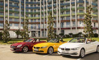 Где лучше арендовать машину в Сочи?
