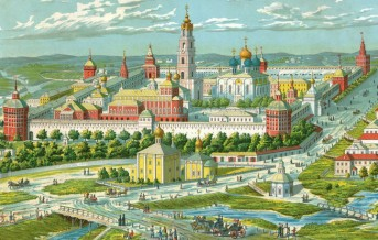 История Троице-Сергиевой лавры